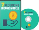 Thumbnail 7 Recurring Income Models - Master Resell Rights